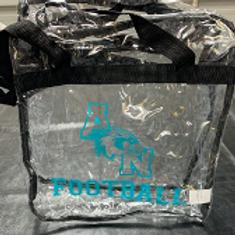 AN ClearZipper Stadium Bag