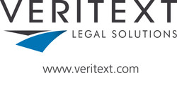Veritext Color Logo with Web