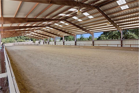 JR Ranch Stables Arena