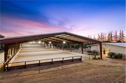 JR Ranch Stables Arena