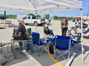 Trike Show Shopping Cart Chair