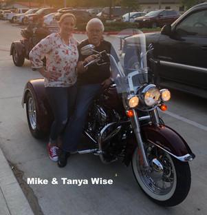 Mike & Tonya Wise