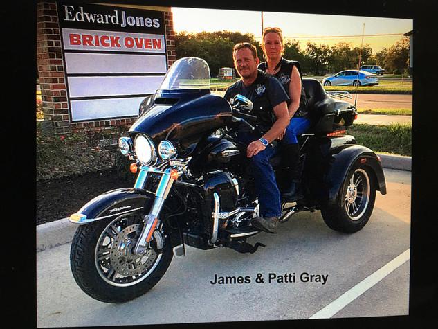 James & Patti Gray