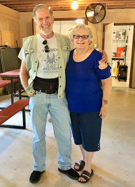 Jim & Lady Sickler