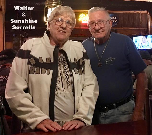 Walter & Sunshine Sorrells