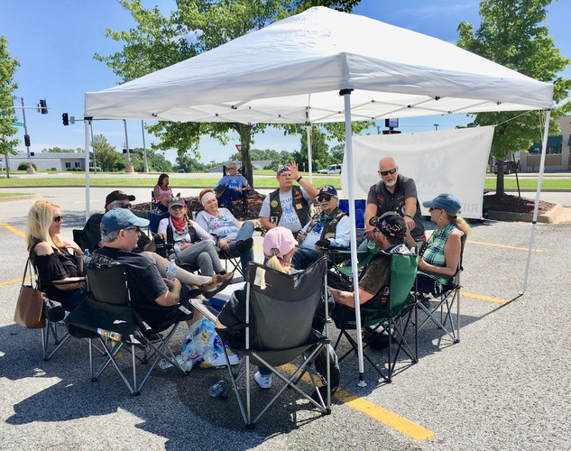 Trike Show Shade by Mike Variot