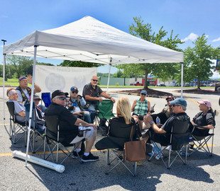 Trike Show Shade Thanks to Mike Variot I