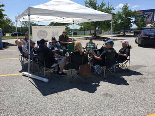 Trike Show Shelter