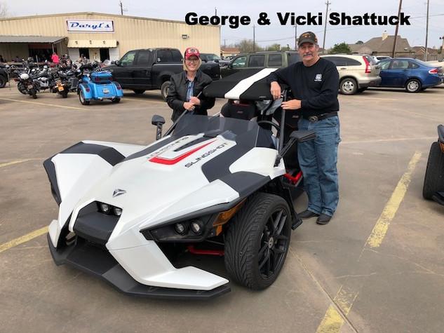 George & Vicki Shattuck