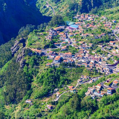 Curral Das Freiras / Nuns Valley