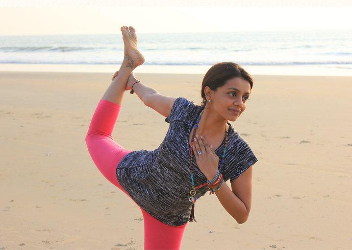 Yoga Event At ECP
