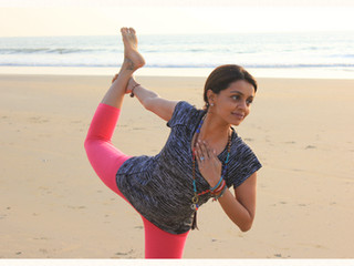 Experiencing the glimpses of union that Yoga speaks of