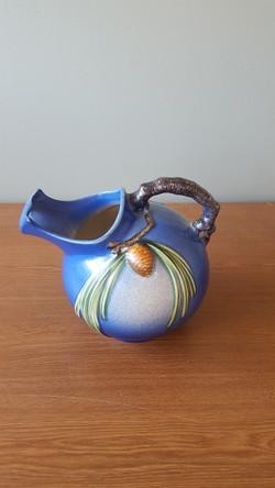 Roseville Blue Pinecone (3)