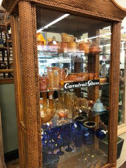 Carnival Glassware