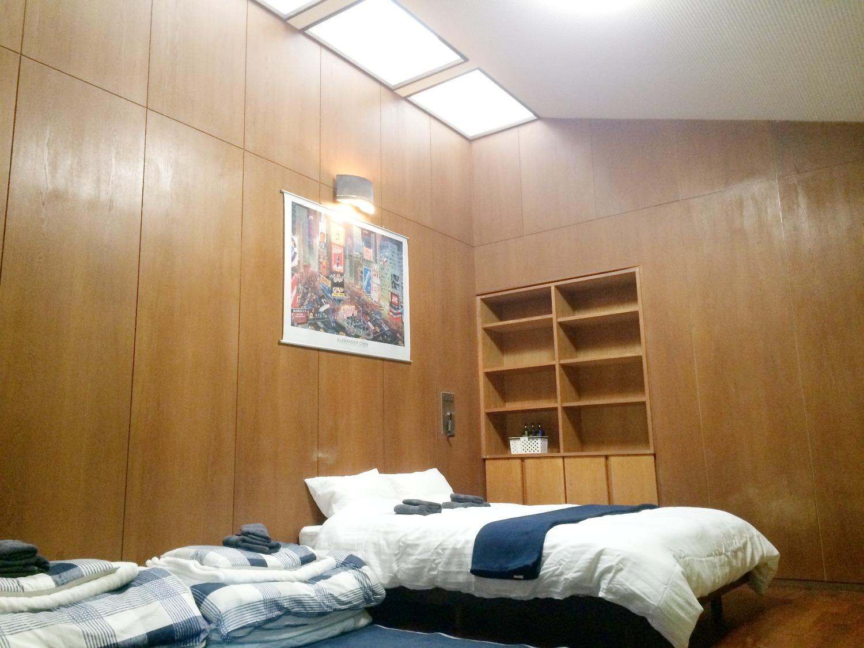 沖縄、シェアハウス、サクラ、洋室