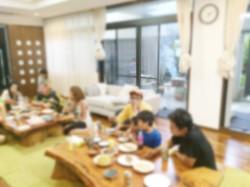 沖縄、シェアハウス、サクラ、パーティー