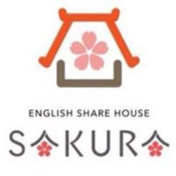 沖縄、シェアハウス、さくら、ロゴ