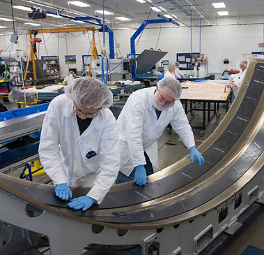 Splice Straps, Wing Components | AIM Aerospace
