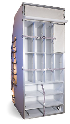 Seating Furnature, Closets, Flight Deck Doors | AIM Aerospace