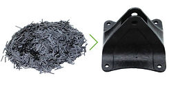 Thermopastics, Part converted to chopped fiber composites | AIM Aerospace