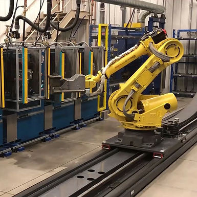 Robot and Cobot Automation | AIM Aerospace