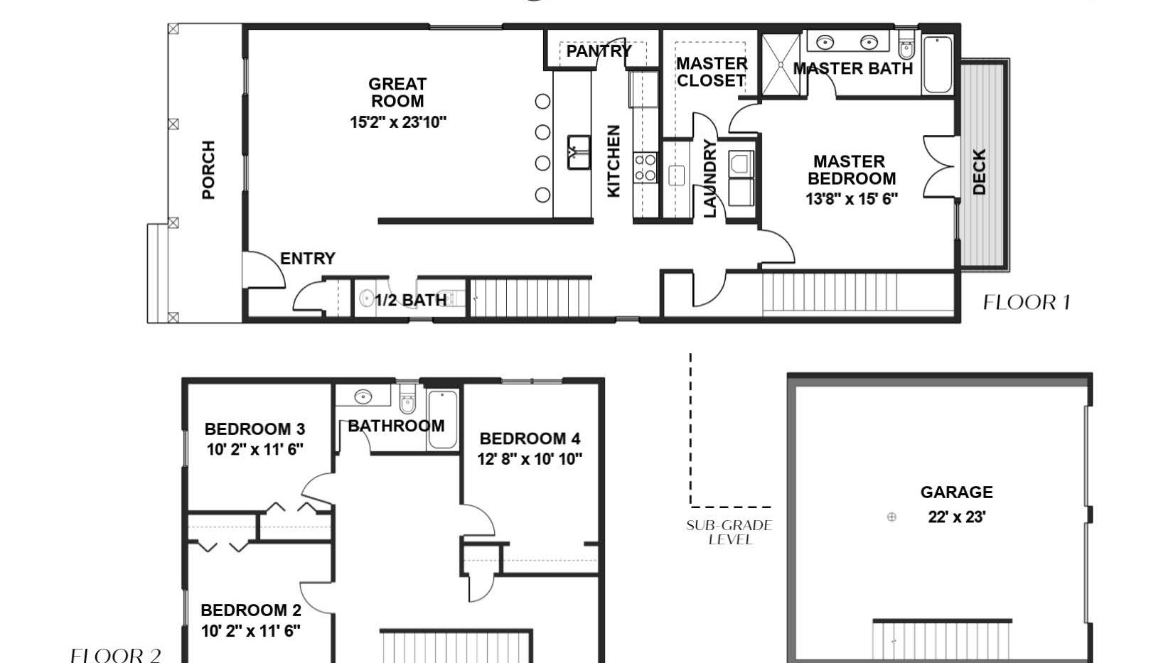 Calista Floor Plan