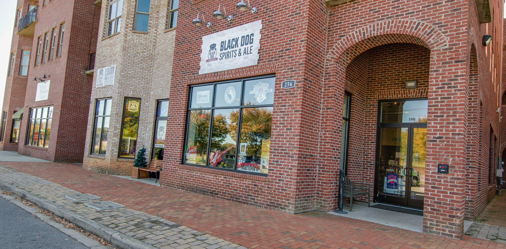 Black Dog Liquors