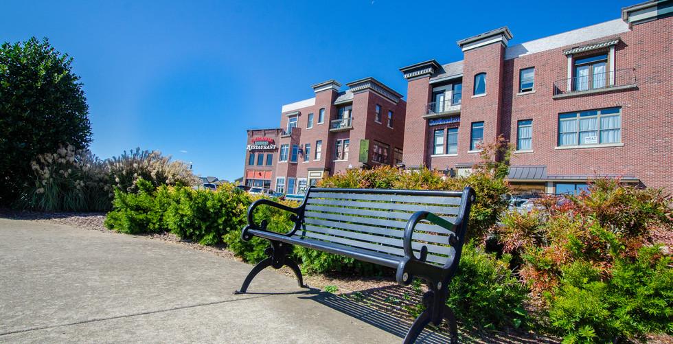 Village park bench view.jpg