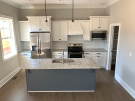 Beautiful custom kitchen cabinets
