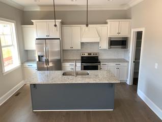 Beautiful custom kitchen cabinets