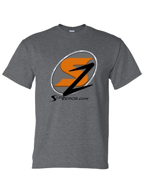 SledZEROS Grey T-Shirt