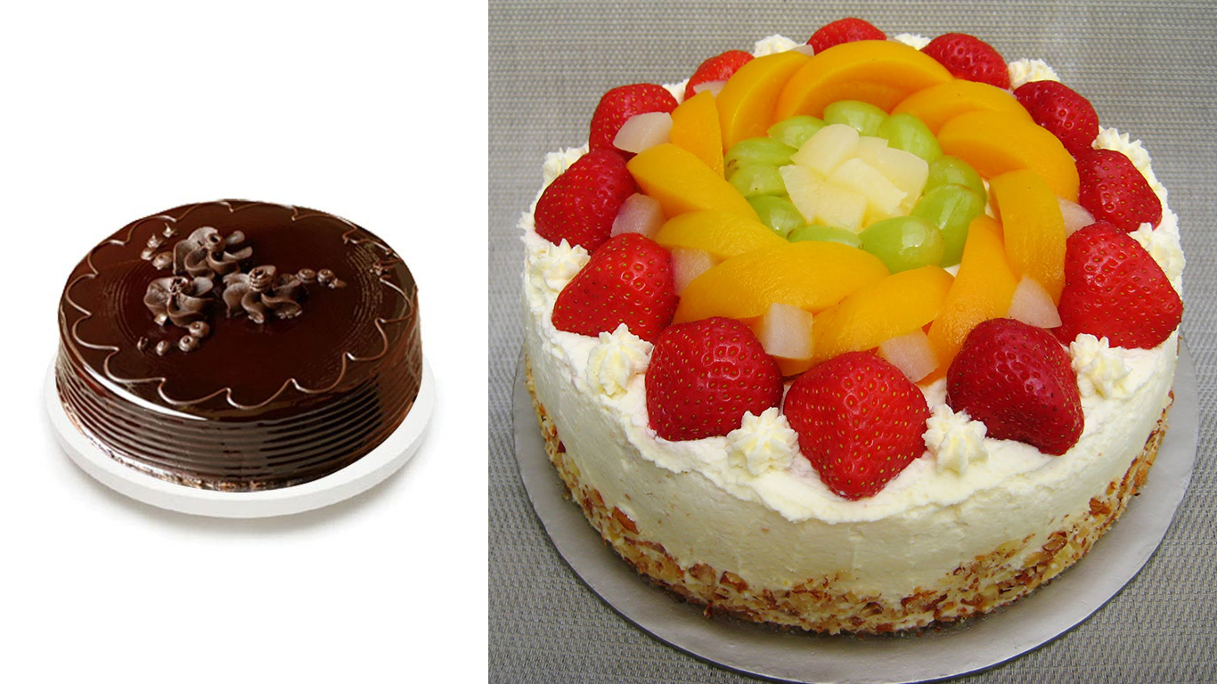 Cakes, Baked Goods, CofFor Home Page