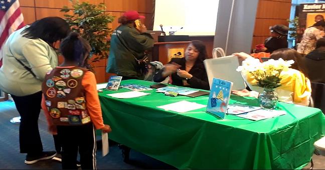 Detroit Book City Family Fall Book Fair.