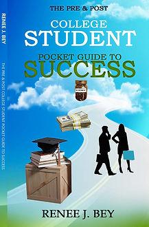 The Pre & Post College Guide Book Cover.