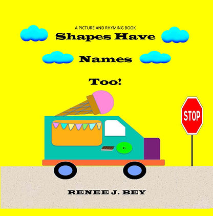 Amazon Shapes Have Names too Book Cover
