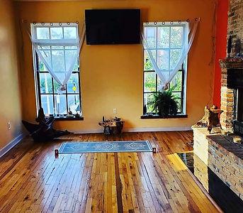 The Cultured Urban Yoga Den