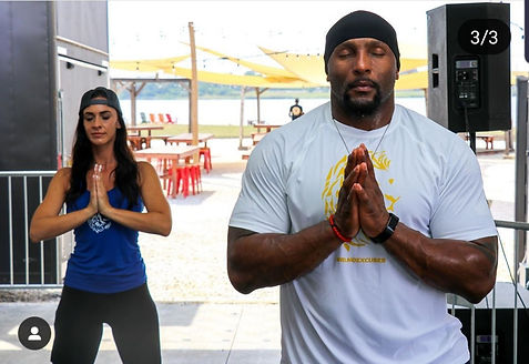 Ray Lewis Boot Camp