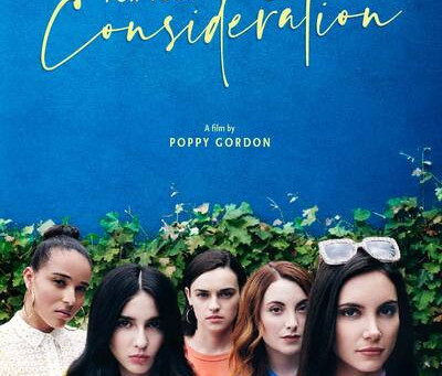 Poppy Gordon's FOR YOUR CONSIDERATION Wide Release June 28
