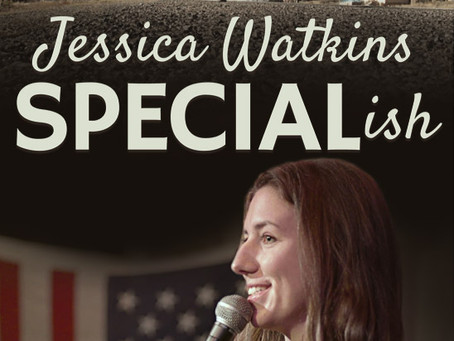 Comedian Jessica Watkins Set Out to Walk Coast-to-Coast Across the United States Alone in SPECIALish