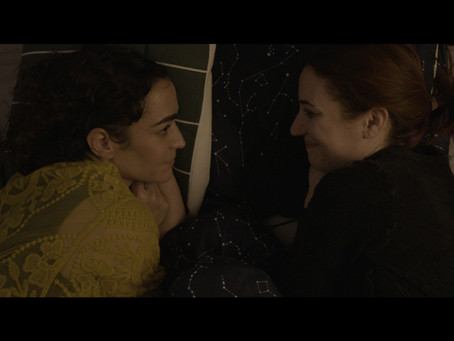 'klutz.' Premiere: DANCES WITH FILMS Competition Shorts Screening