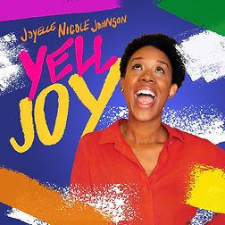 Joyelle Nicole Johnson - YELL JOY - cove