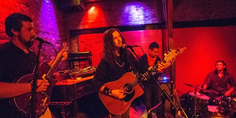 Hanza's American Troubadours