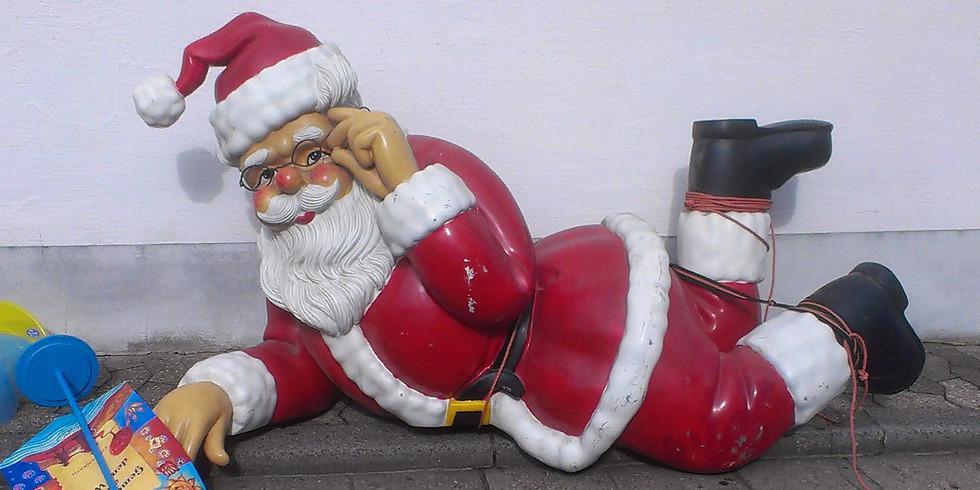 Santa's Dirty Secret Part 2 with Stephen Faubel & Friends