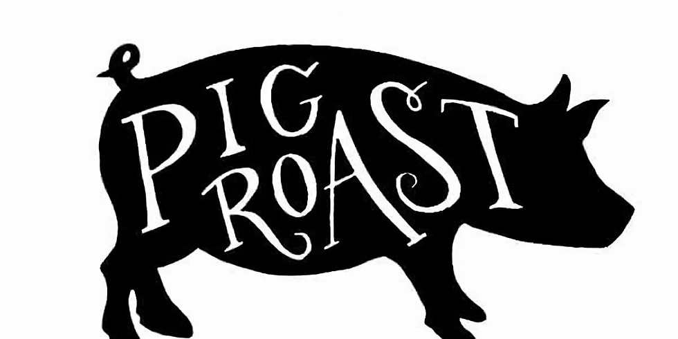Pig Roast with The Dishonest Fiddlers & Funk Norris