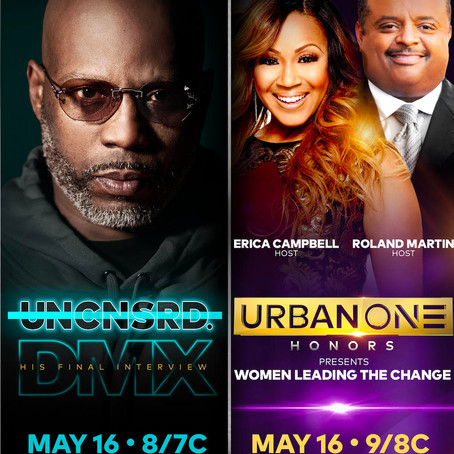 Urban One Honors: Erica Campbell talks about her faith + more ✨