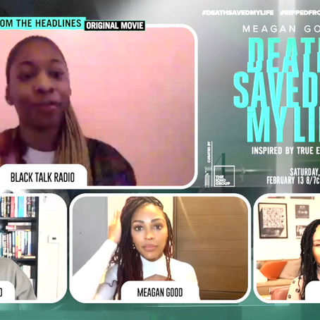 Death Saved My Life: Black Mental Health w/ Meagan Good ✨