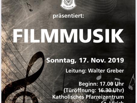 Musikverein Veltheim präsentiert: Filmmusik
