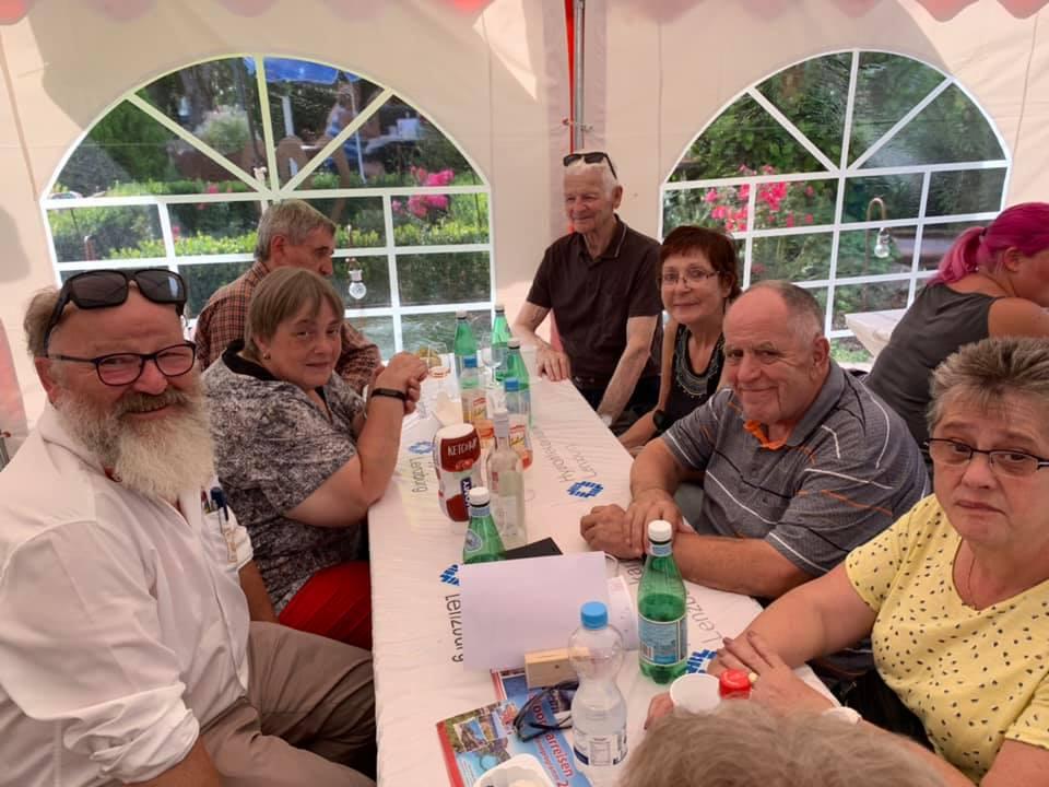 Delegation am Pfalzmarkt Veltheim/AG