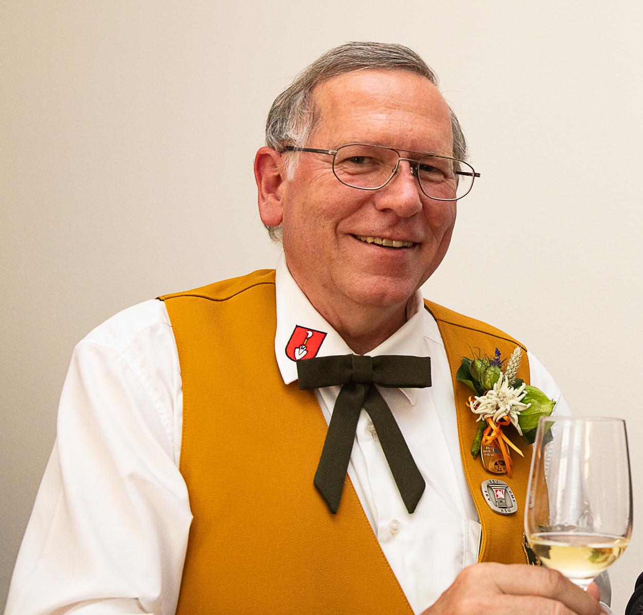 Bild Vizepräsident Kurt Bürke
