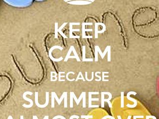 Director's Newsletter - Summer #3, August 19